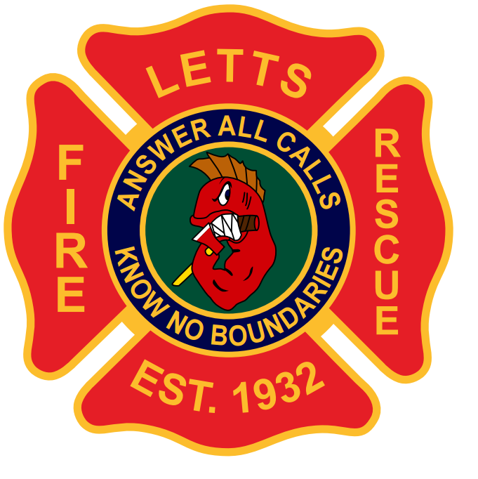 Letts Community Volunteer Fire Department, Inc